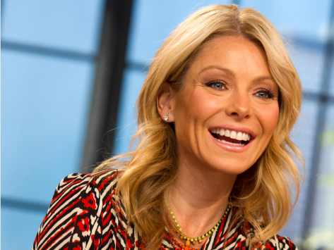 5. Kelly Ripa: $16 million to $20 million