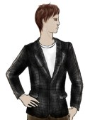 mens black jacket 3