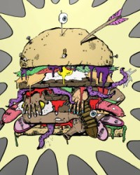 Gross Burger(Murder Burger)