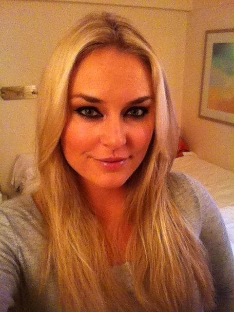Lindsey Vonn Responds to the Nude Photo Hack That Affected