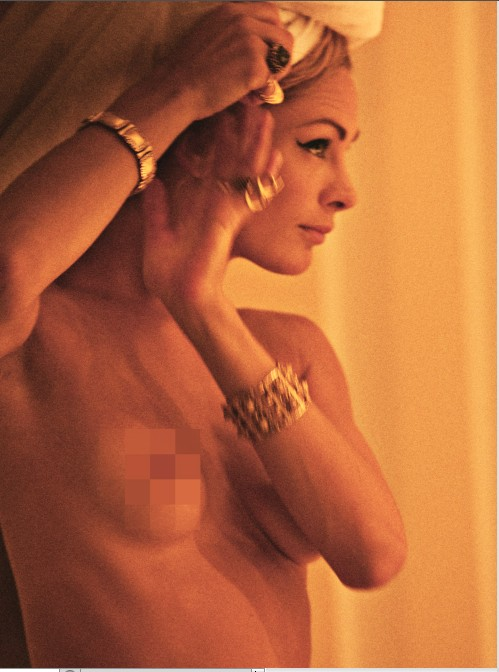 Jenny Skavlan nude photos leaked by The Fappening