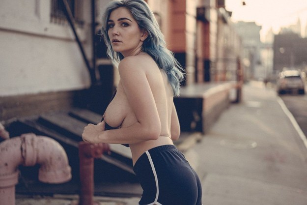 Skye Blue Nude Photos and Threesome Sex Tape Leaked The Fappening 2018
