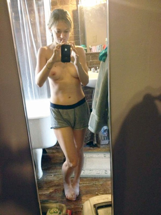 Actress Marin Ireland the Fappening Leaked Nude and Masturbating
