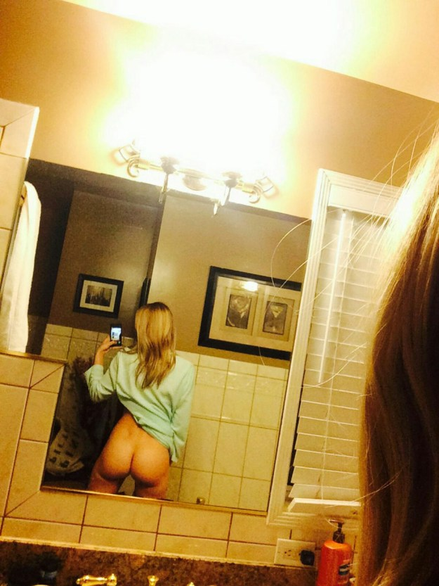 AJ Michalka Nude Photos Leaked from iCloud The Fappening