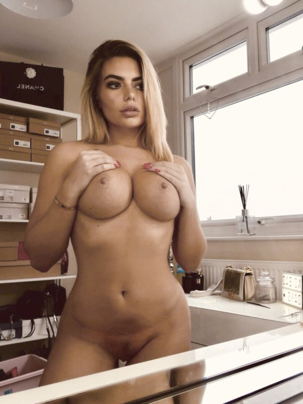 Glamour model Megan Barton Hanson nude photos leaked The Fappening 2018