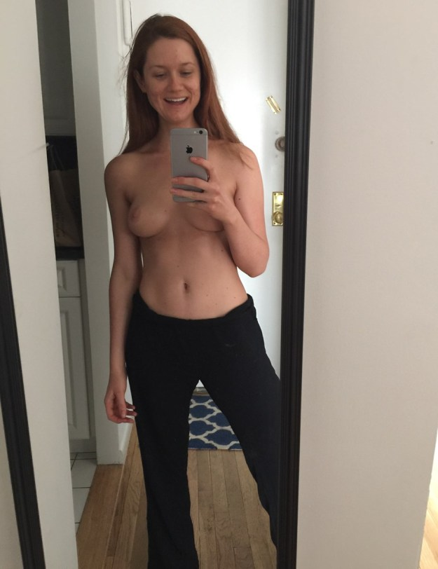 Bonnie Wright nude photos leaked The Fappening 2019