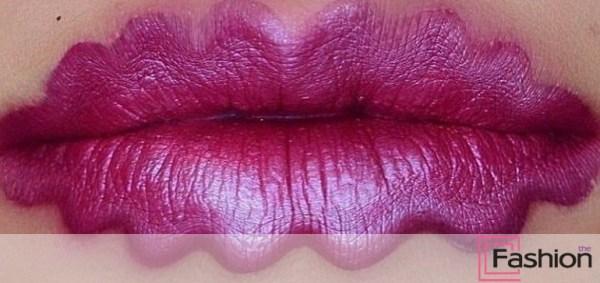 Волнистые губы: фото стильных решений. Модный тренд.
