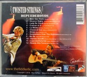 back cover twisted strings