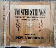 tray card twisted strings
