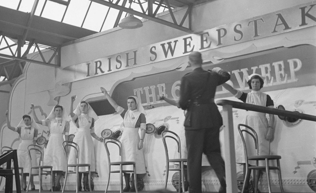 History of the First-Ever Sweepstake competitions in Ireland