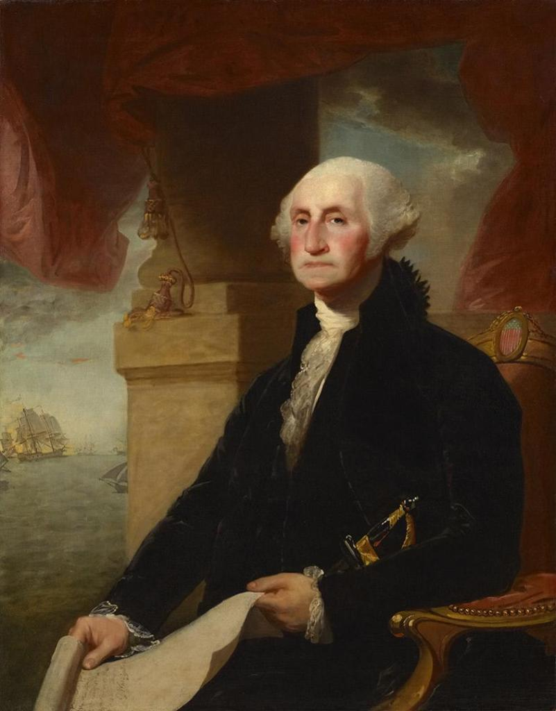 George Washington was the winner of first US presidential elections.