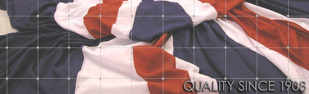 Quality Sewn Flags - manufactured in the UK