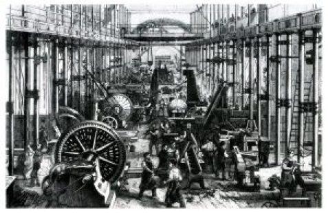 revolution industrielle