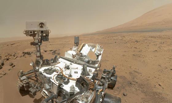 mars reality show rover curiosity