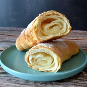 Glutenvrije Croissants (5 stuks) – Glutenvrij | Zuivelvrij | Eivrij | Vegan
