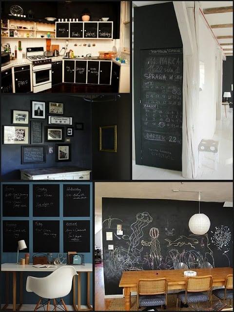 D.I.Y Chalkboard