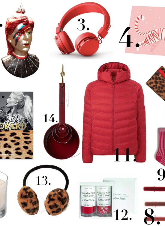 Christmas Gift Guide Week: Day 1