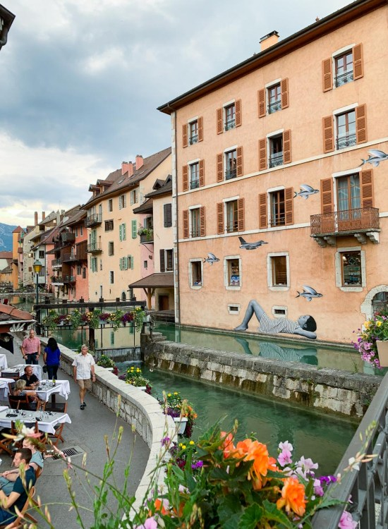 A quick guide to Annecy