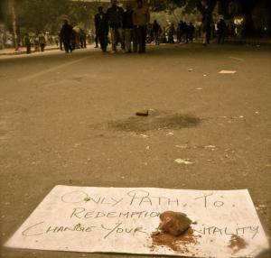Neha Kaul Mehra- Delhi Rape Protests 2013