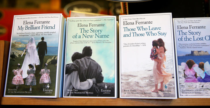 The Naming of Elena Ferrante