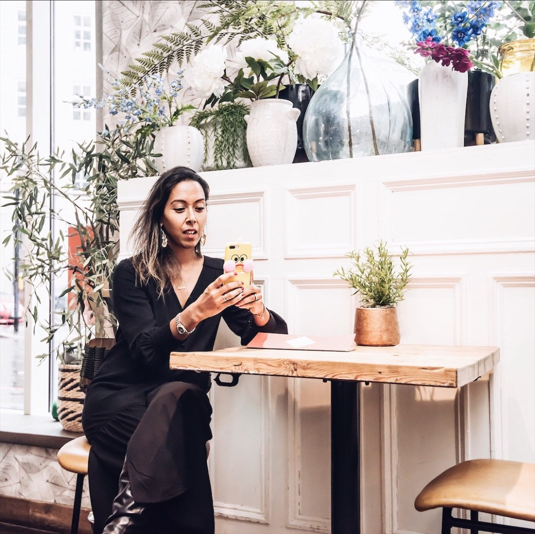 Fatima Truscott The FT Times Blogger