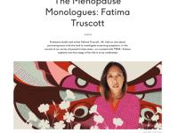 Fatima Truscott perimenopause Boots