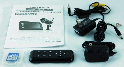 Dw 700 Digital Wireless Security System