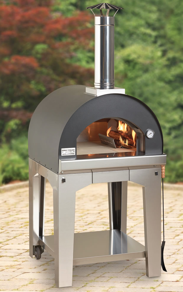 Wood Fired Pizza Oven Plans Diy Blueprint Plans Download