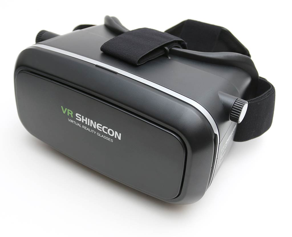 VR Shinecon Virtual Reality Glasses review
