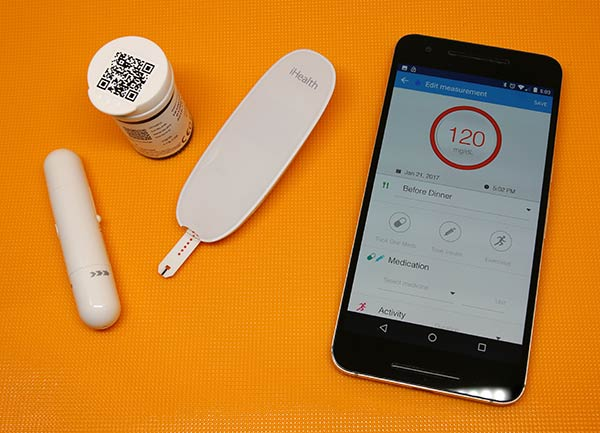 iHealth Smart Gluco-Monitoring System review