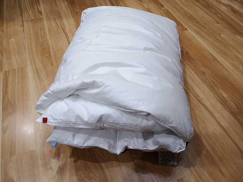 sleepgram adjustable pillow review