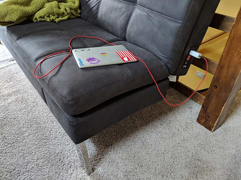 coddle gjemeni couch review the gadgeteer