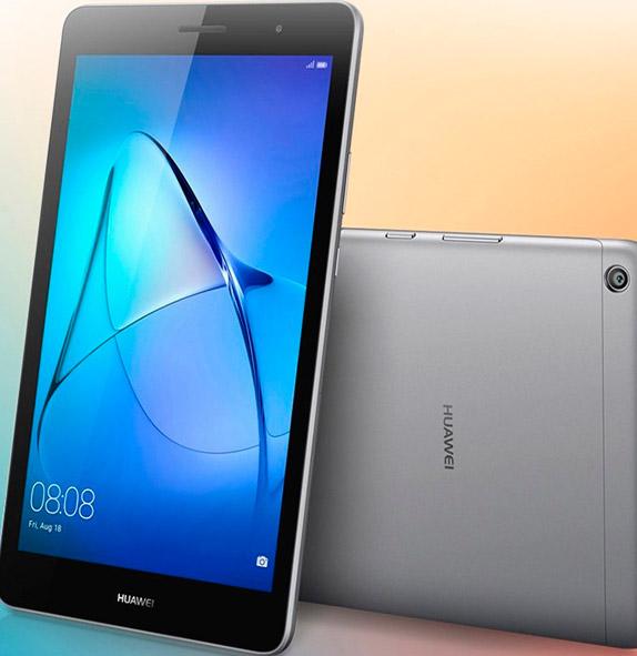 Huawei представила два планшета линейки MediaPad T3