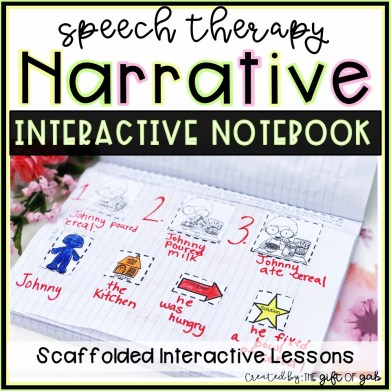 Oral Narrative and story telling activities