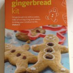 Morrisons gingerbread kit