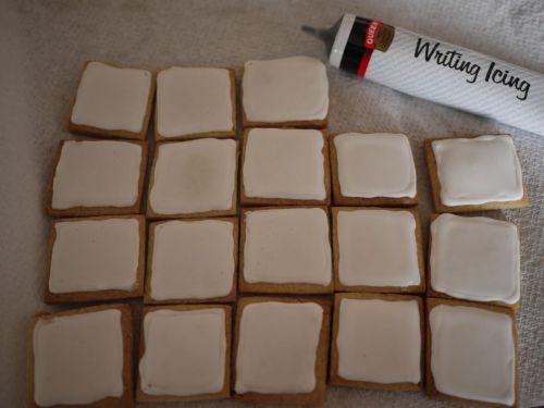 how to royal icing