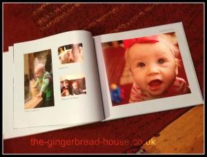 inside photo book