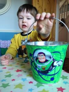 Toy Story bucket