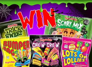 win a selection of swizzels matlow products