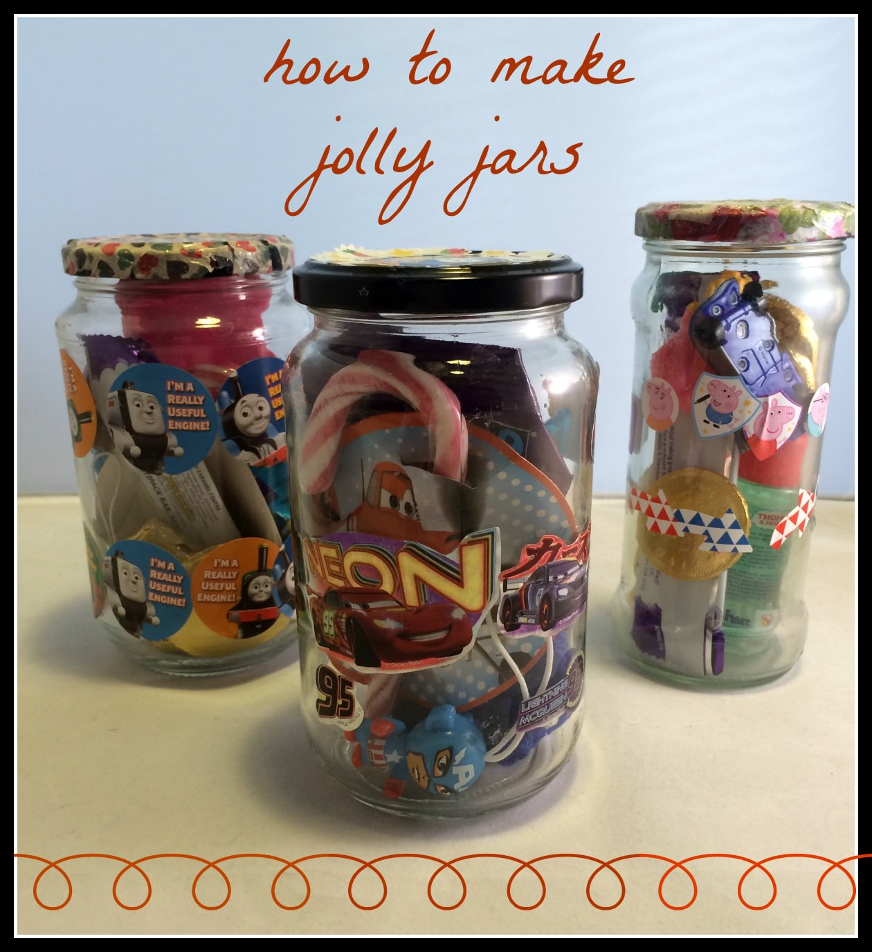 How To Make A Jolly Jar The Gingerbread House Co Uk