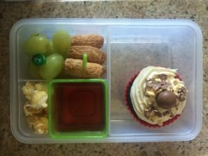 Gruffalo bento box - the gingerbread house