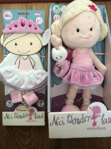 NICI Miniclara Doll