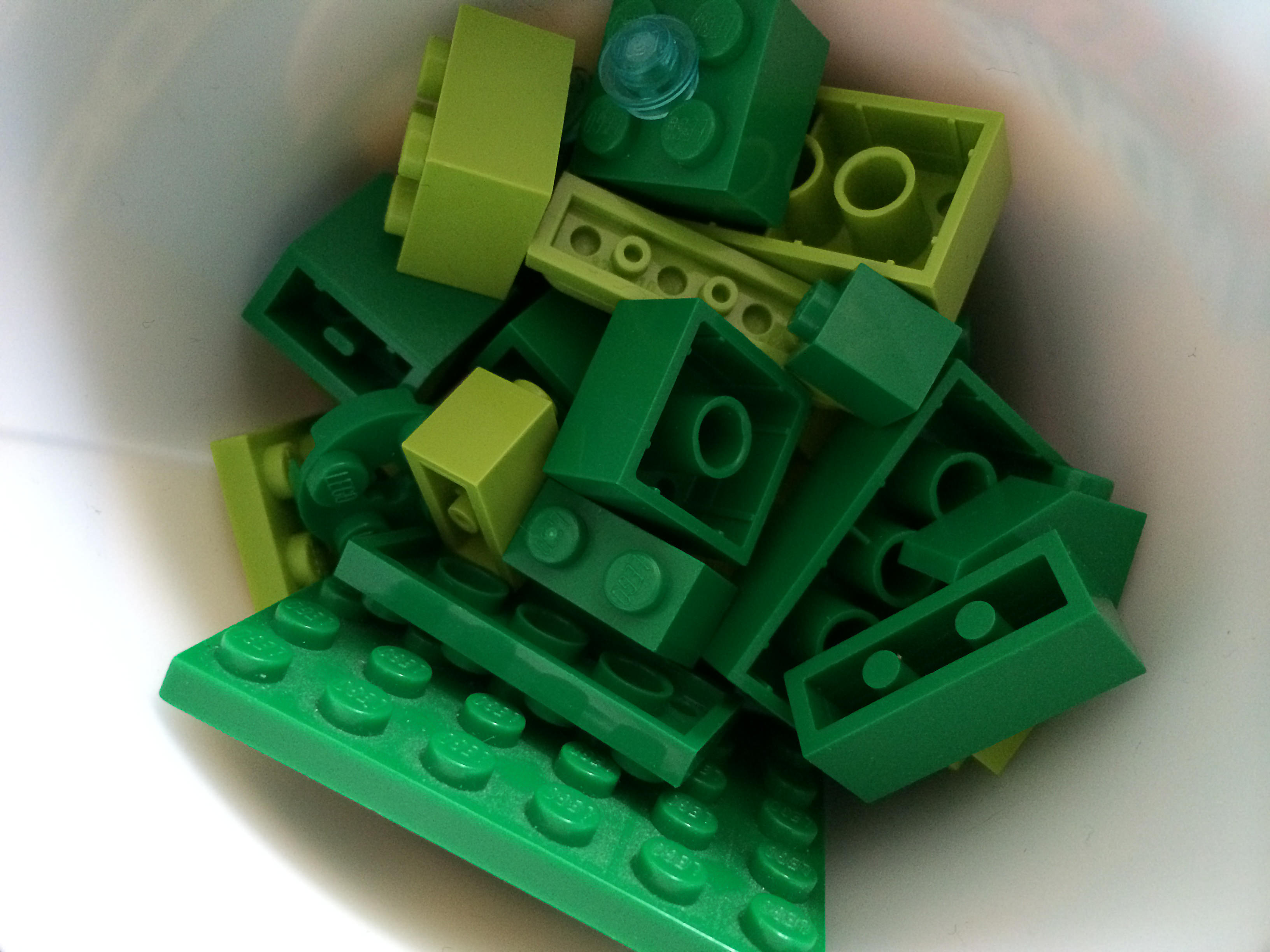 How To Make A Lego Soap Dispenser The Gingerbread House