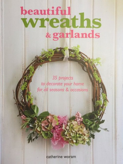 beautiful wreaths and garlands by catherine woram