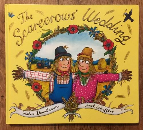 scarecrows wedding Julia Donaldson
