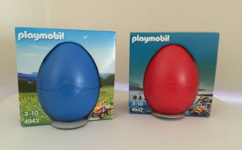 Playmobil Easter egg toy