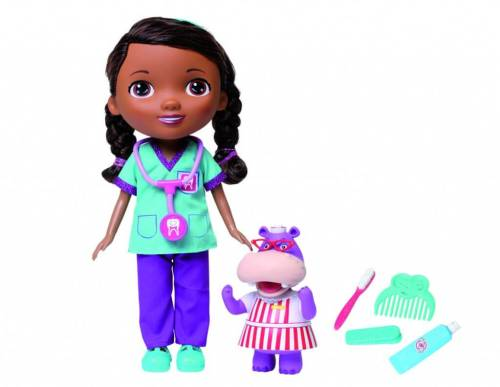 the new Doc McStuffins Specialist Dentist Dottie Doll