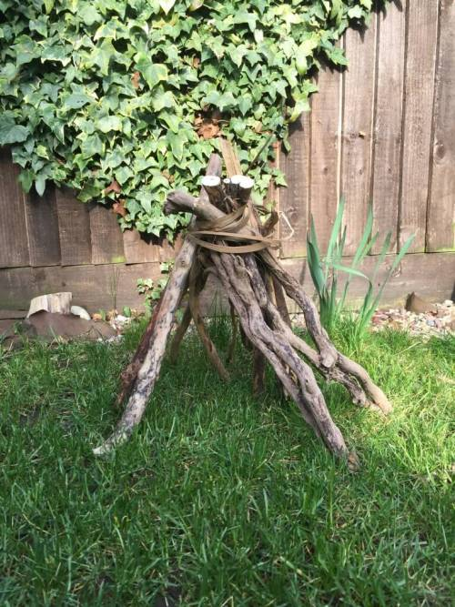 how to build a fairy house