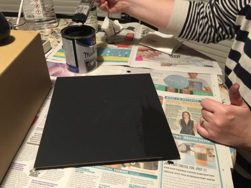 Wilko Chalkboard Frame