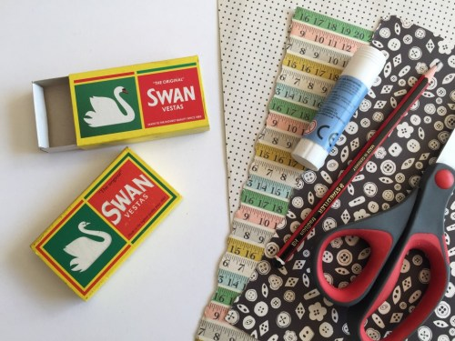 recycling matchboxes